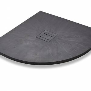 Quadrant Slate Shower Tray