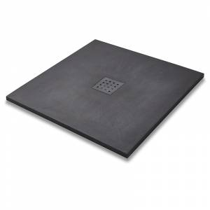 Square Slate Shower Tray