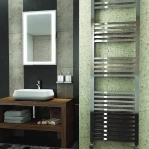 Square profile radiator lifestyle