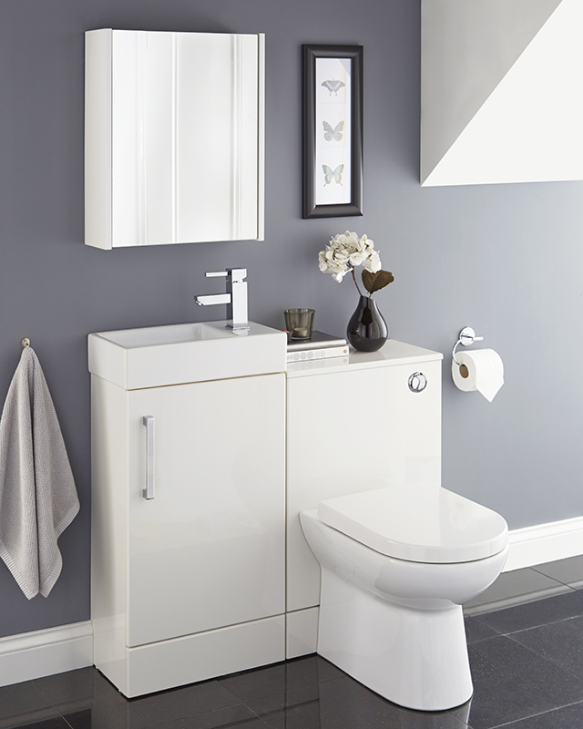 Liberty bathroom furniture in white bathroom studio keighley for Furniture keighley