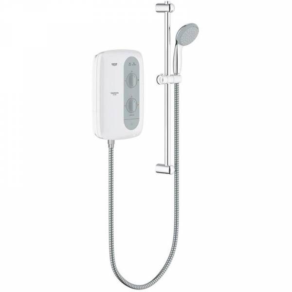 Grohe Tempesta 100 Electric Shower Nighttime Grey 9.5kW